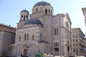 Chiesa serbo-ortodossa di San Spiridione Trieste