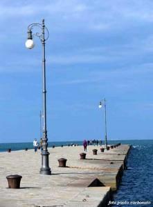 Molo Audace - Trieste