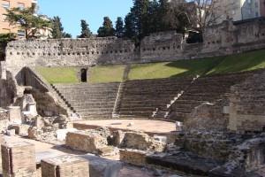 Anfiteatro romano a Trieste