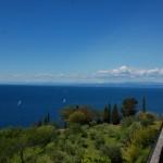 Vista dalle mura di Pirano